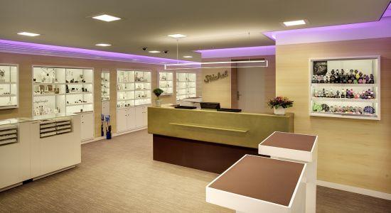 Wohnhaus Mit Lichtplatten